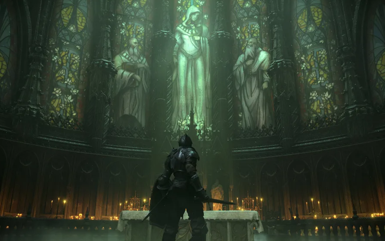A New Demon's Souls Gameplay Trailer And Music Score Details Reveled