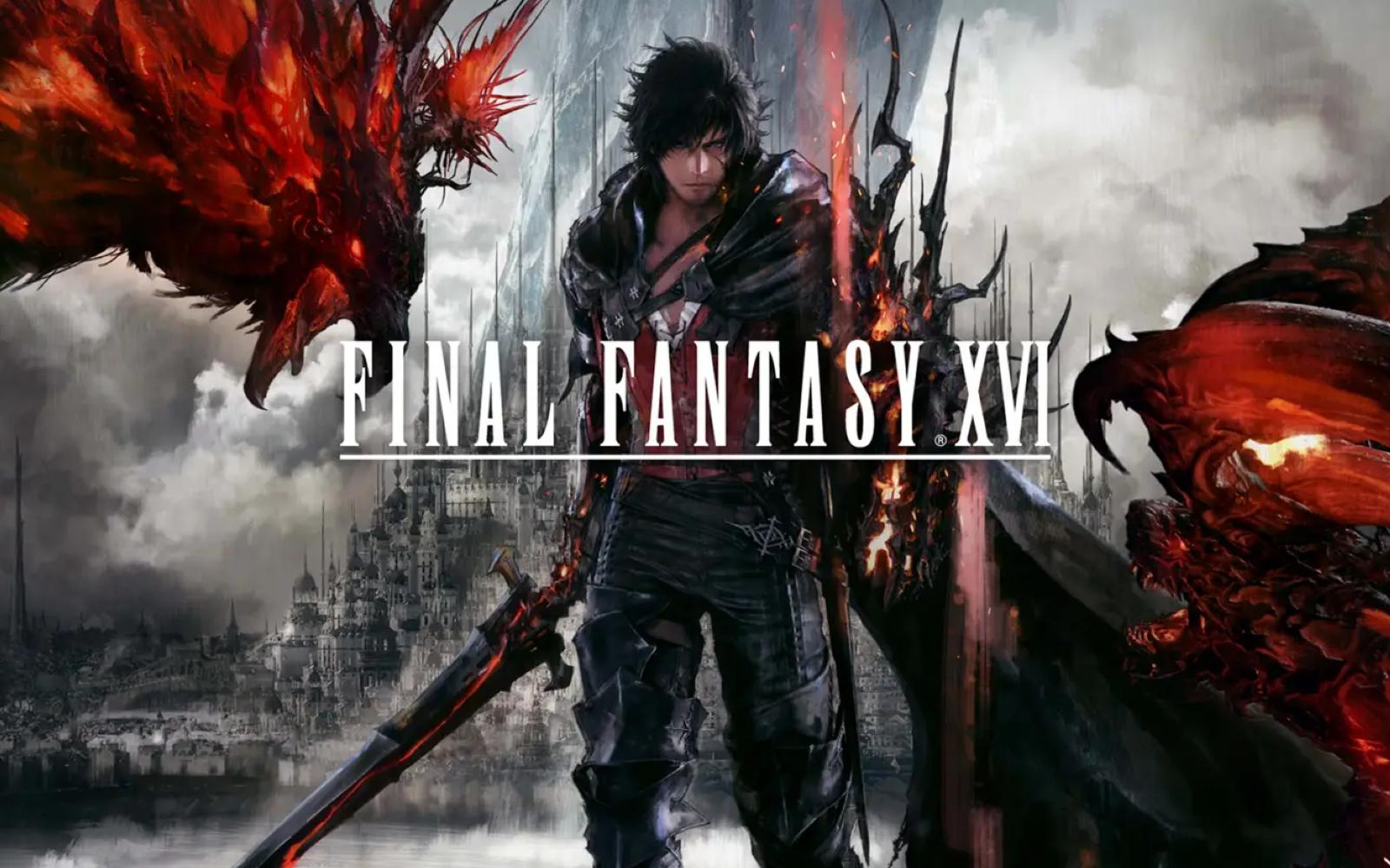 Final Fantasy XVI Gets New Artwork And Teaser Website