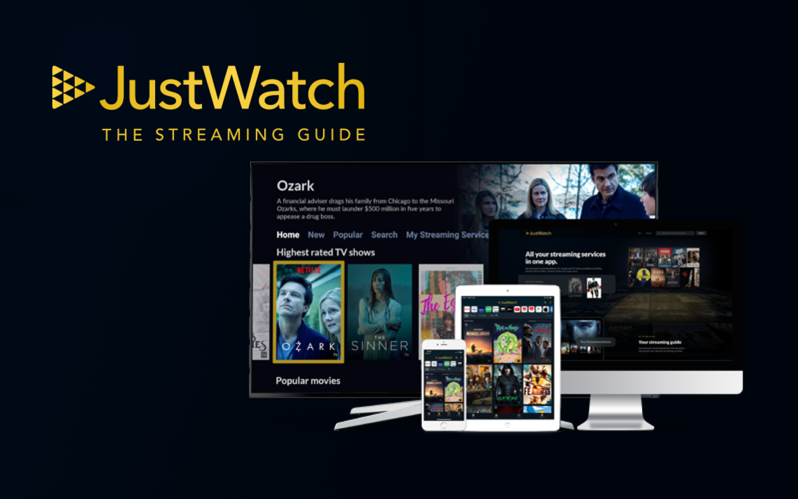 Not Sure What To What To Stream? Try JustWatch, The Essential Free Streaming Guide