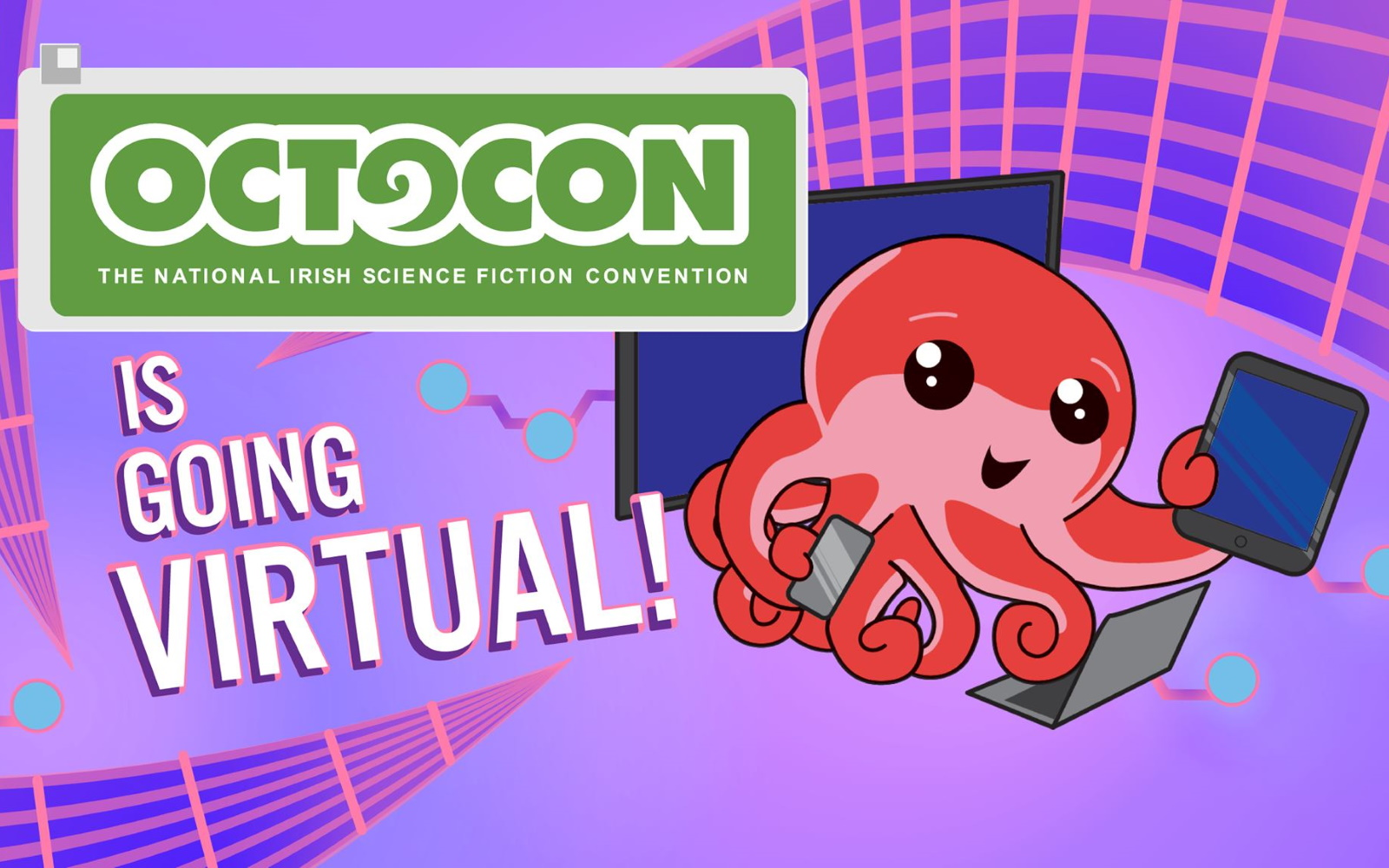 Octocon 2020 Goes Virtual And Free This Weekend