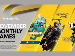 PS Plus November 2020 Header