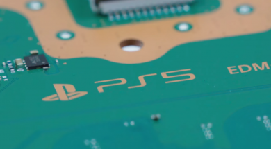 Ps5 Teardown – PS5 Board header