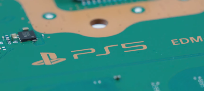 Ps5 Teardown – PS5 Board header