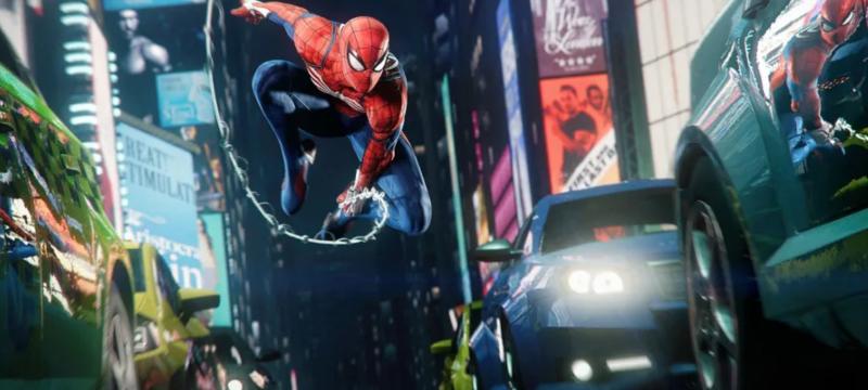 Spider-Man Remastered Header