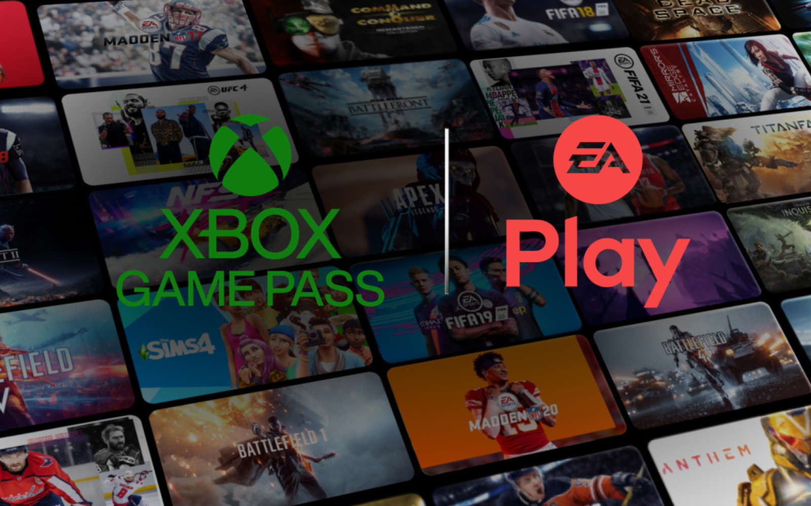 EA Play Joins Xbox Game Pass From November 10th