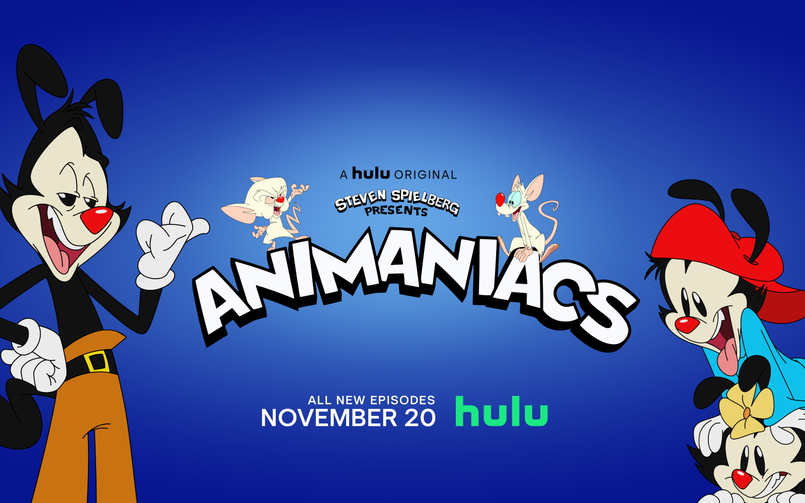 Animaniacs Returns To Screens This Week