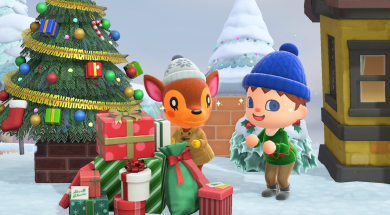 Animal Crossing New Horisons Toy Day Header