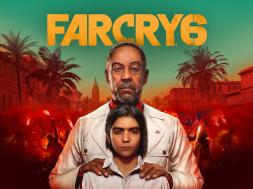 Far Cry 6 Cover Art Header