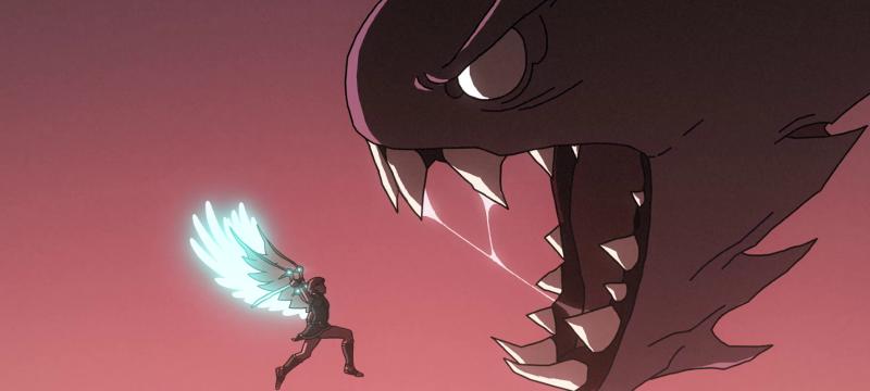 Immortals Fenyx Rising Animated Header