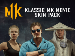 MK11 Klassic Movie Skins