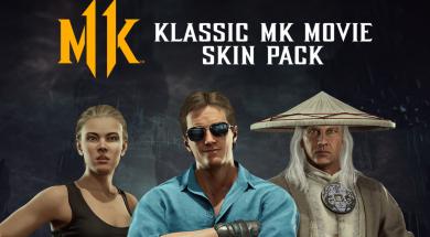 MK11 Klassic Movie Skins