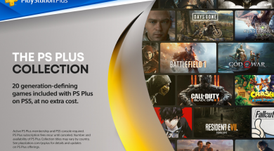 PS Plus Collection PS5 Update Header