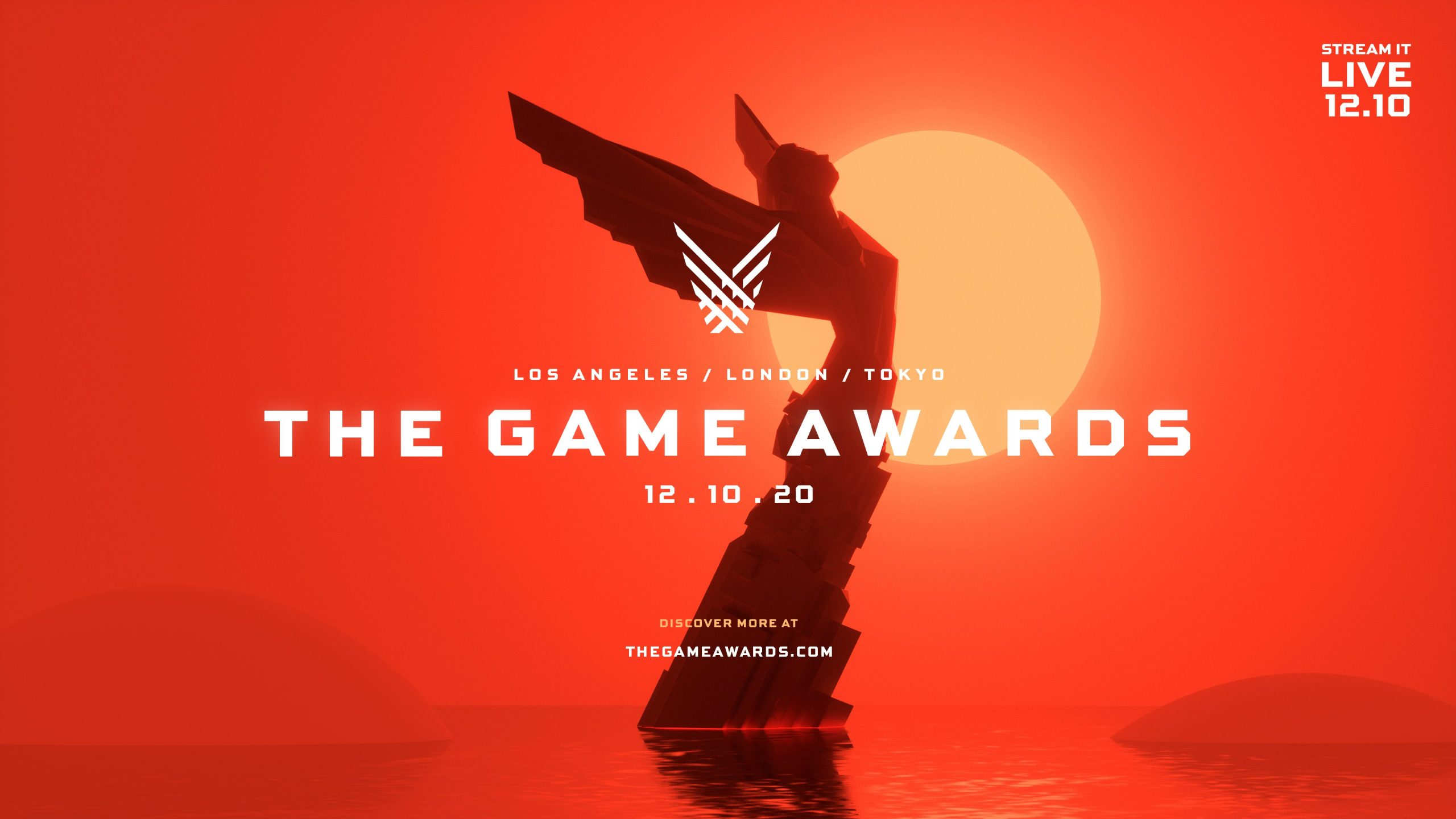 The Game Awards Nominees Announced
