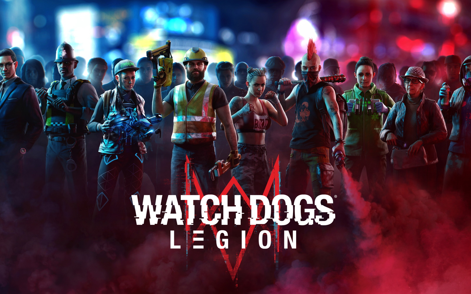 Watch Dogs: Legion – Review