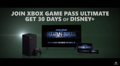 Xbox Game Pass Disney