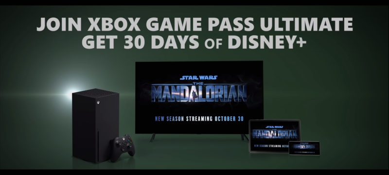 Xbox Game Pass Disney