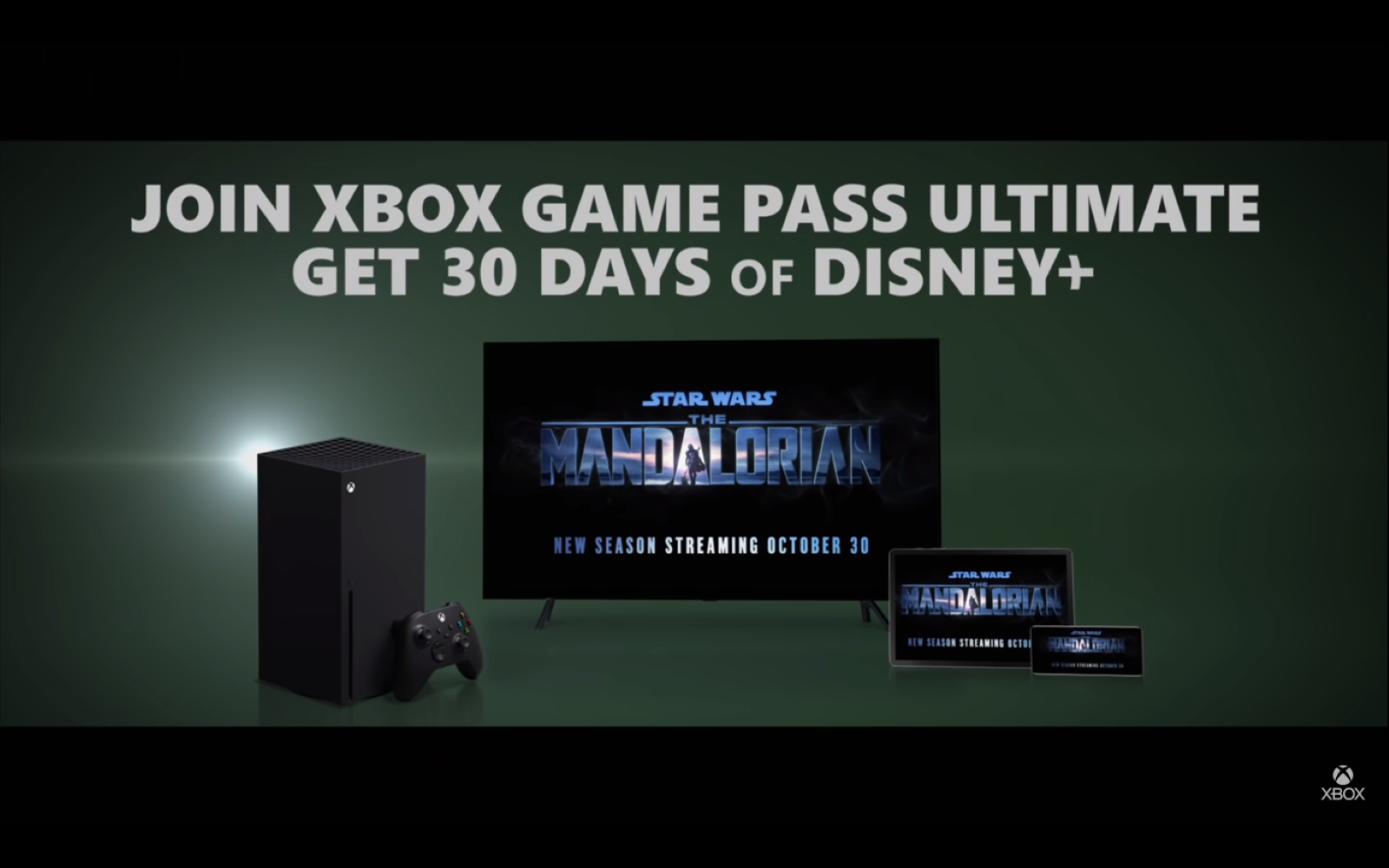 Get A Free Month Of Disney+ With Your Xbox Game Pass Ultimate Subscription