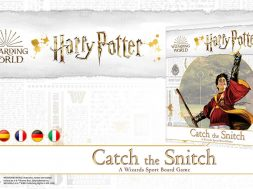 harry potter catch the snitch header