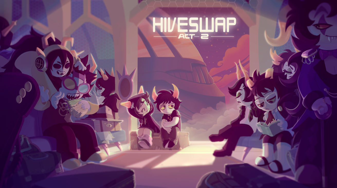 Hiveswap: Act 2 – Review