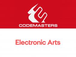 Codemasters EA Header