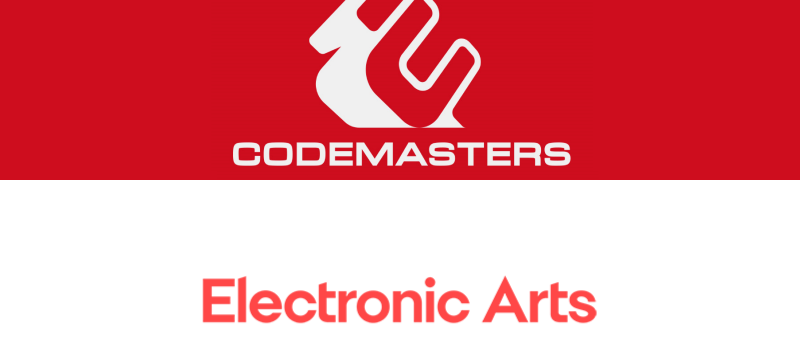 Codemasters EA Header