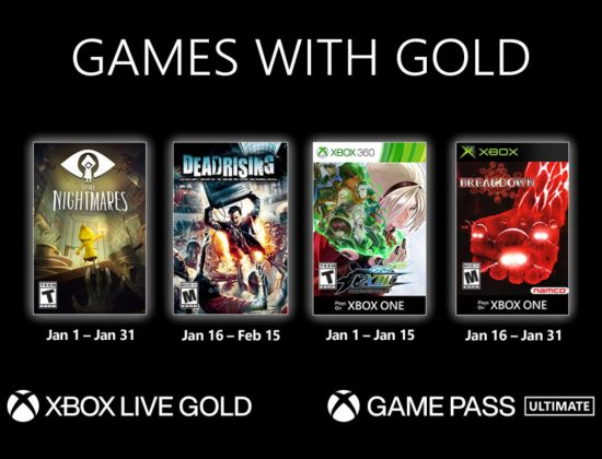 Games With Gold January 2021