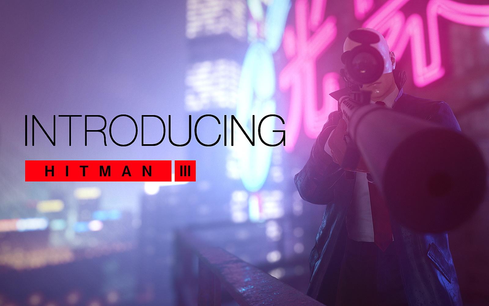 New Gameplay Trailer For Hitman 3