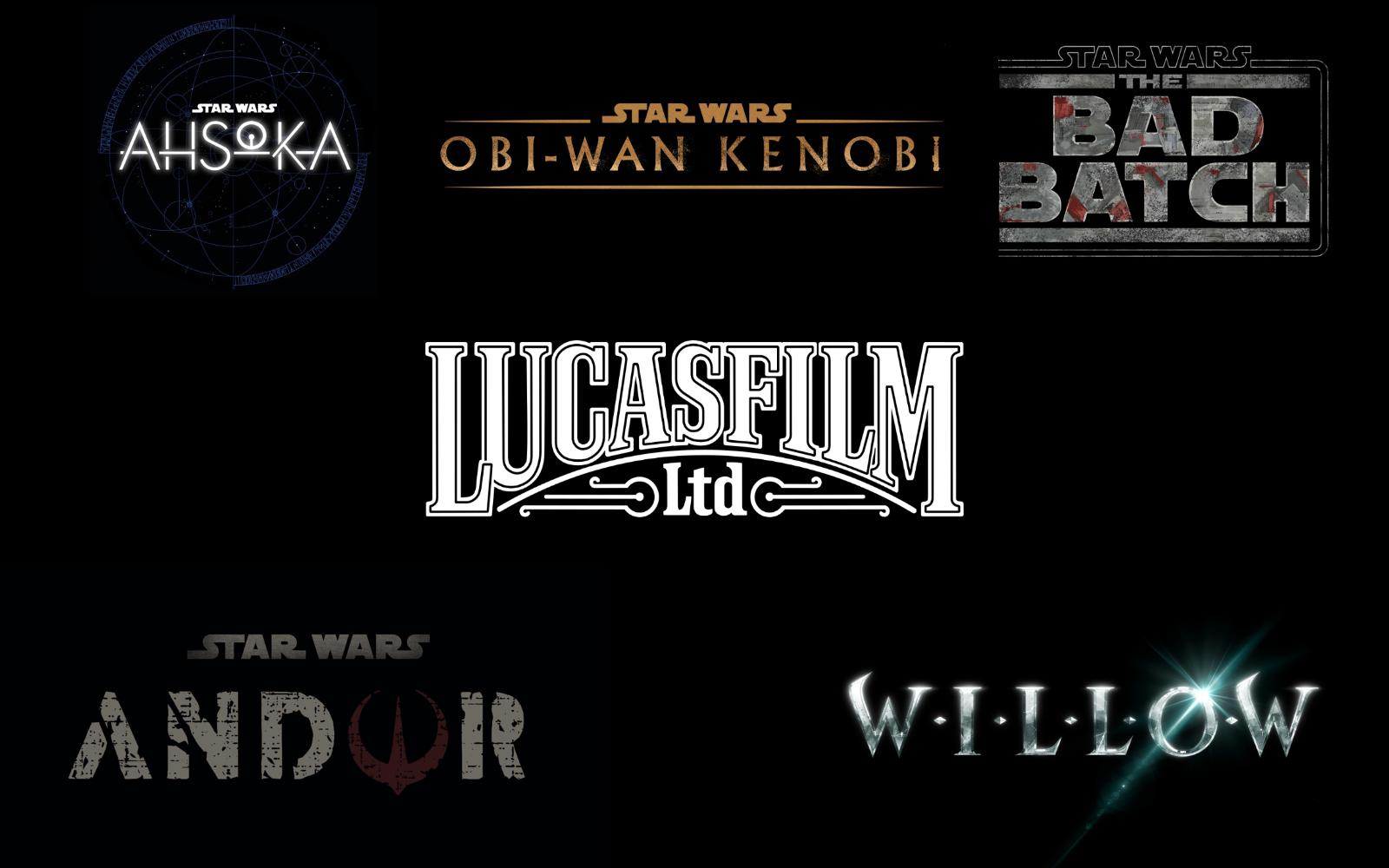 Lucasfilm Announce Rogue Squadron Film, Ten Star Wars Shows, Plus A Willow Series