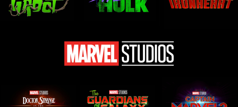 Marvel Studios Slate Header