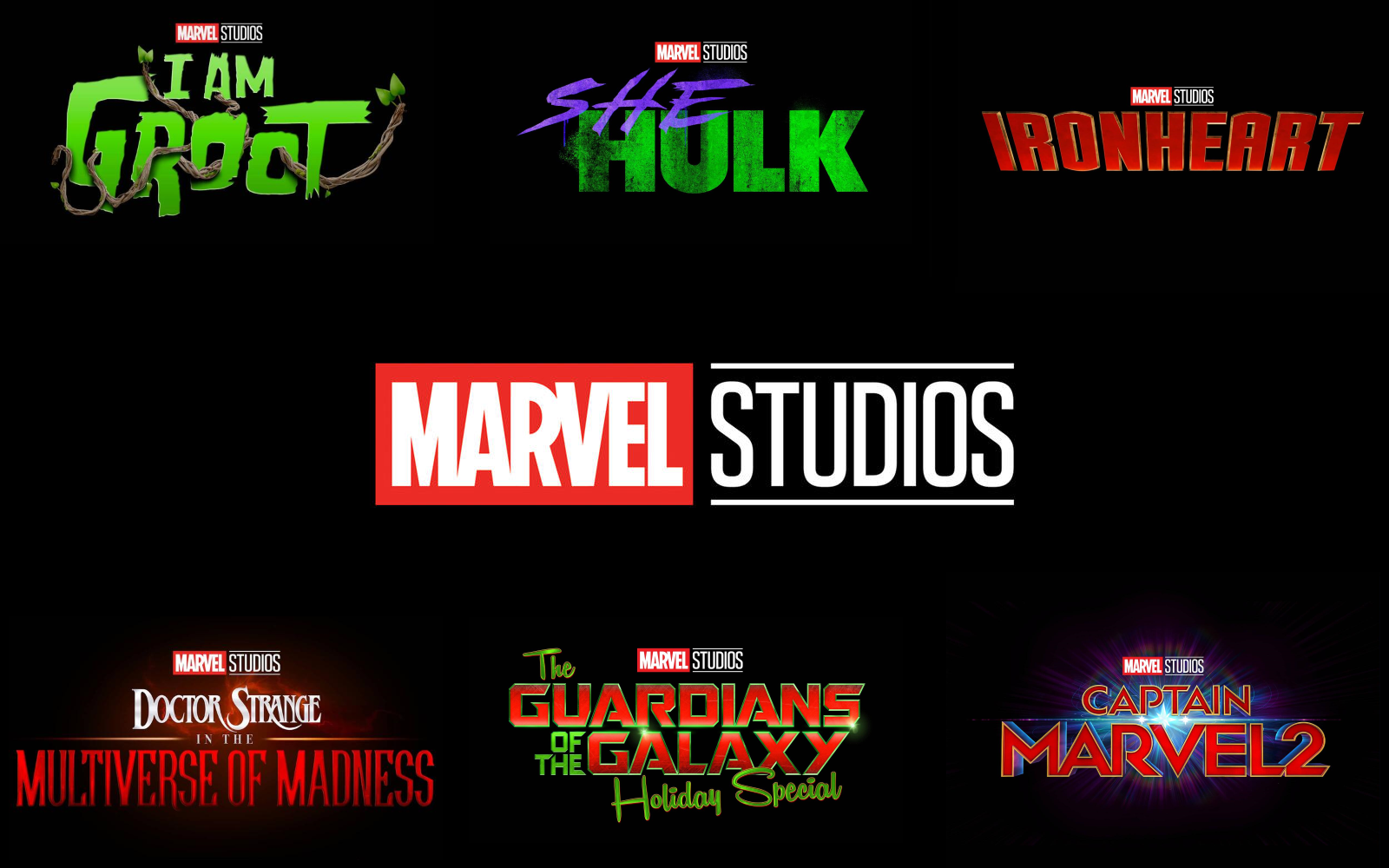 Marvel Give Information On Ten Disney+ Shows, As Well As Their Upcoming Movies