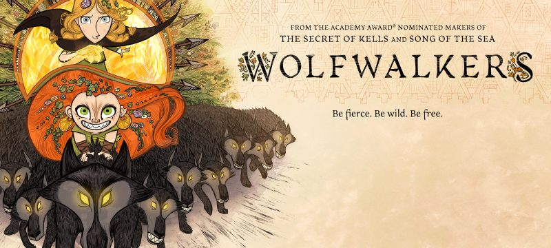 Wolfwalkers Header
