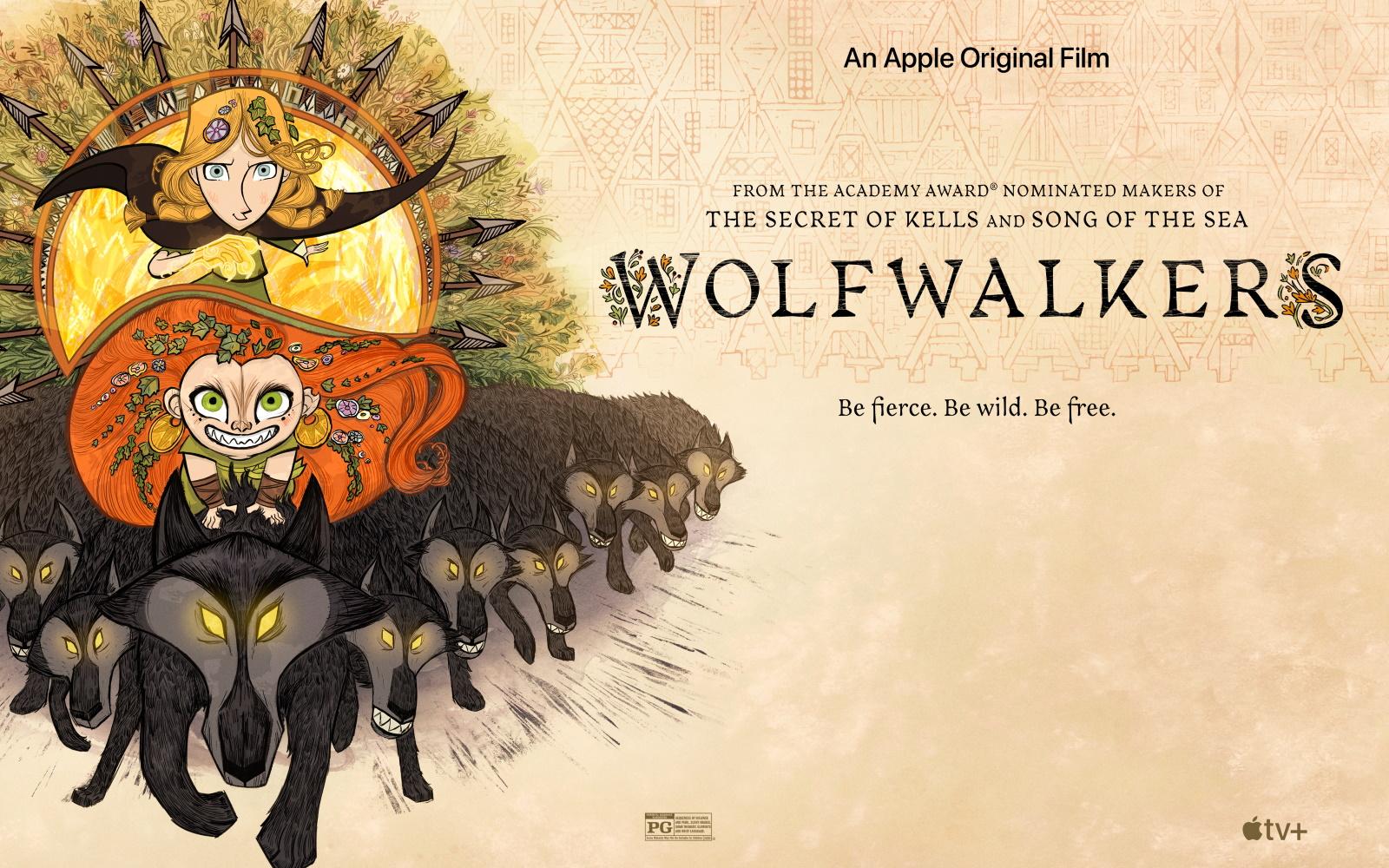 Wolfwalkers Is Now Showing In Irish Cinemas