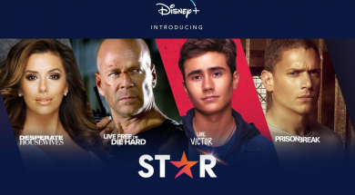 Disney Plus Star