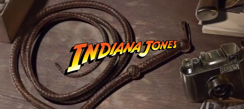 Indiana Jones Game Announcement Header