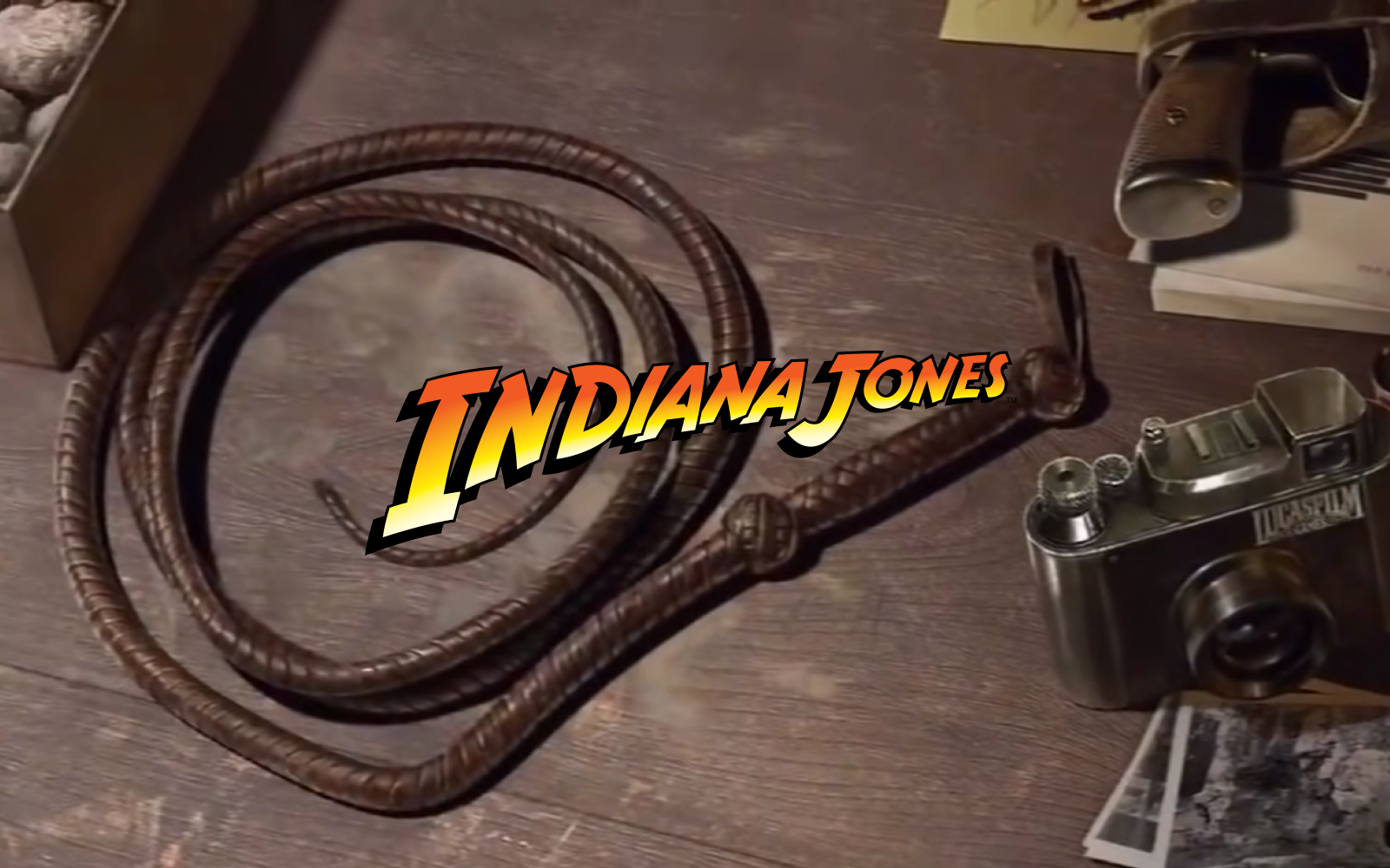 Bethesda And MachineGames Announce A New Indiana Jones Game