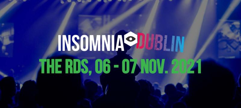 Insomnia Dublin Header
