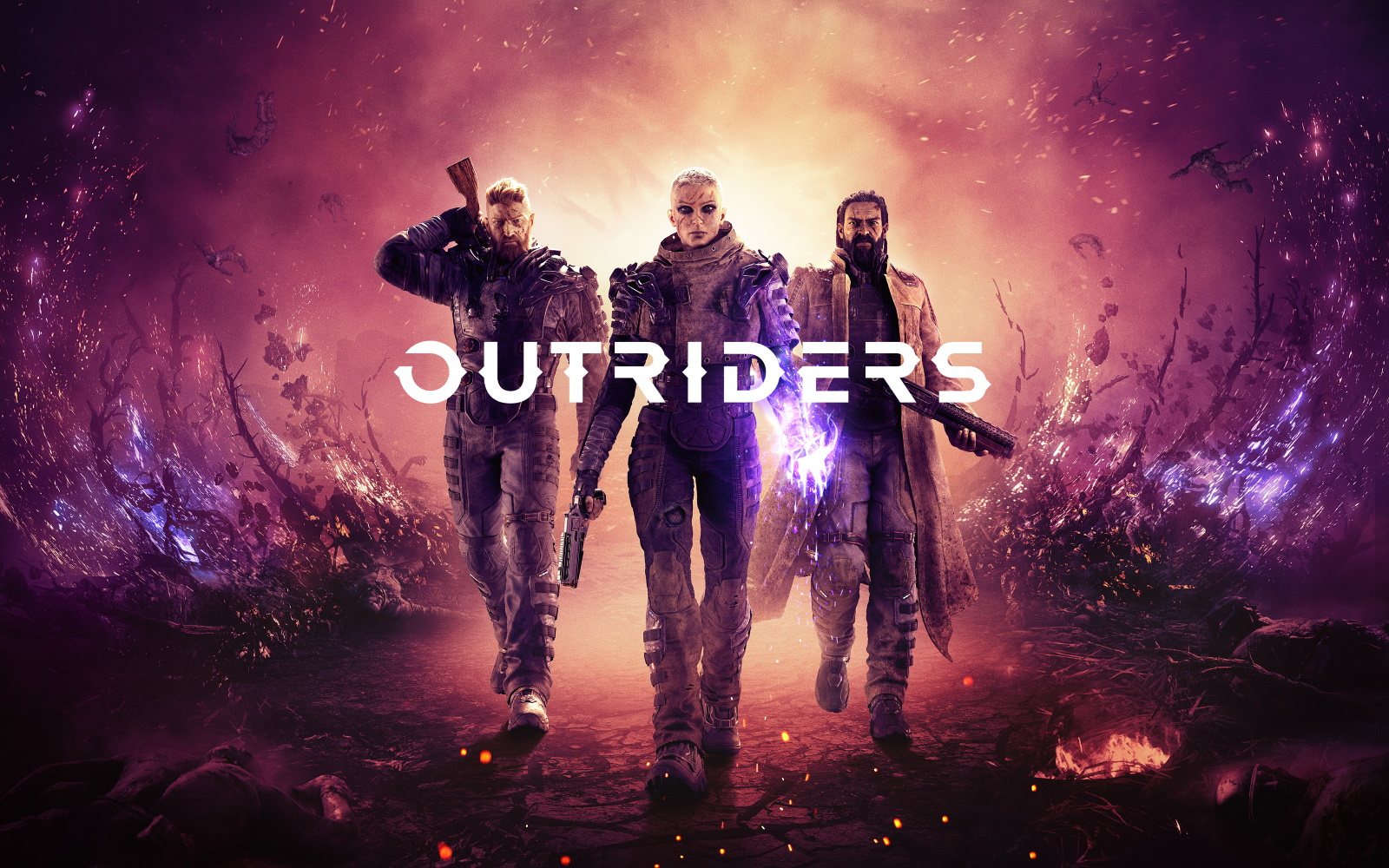 Outriders Release Pushed, But Demo Coming In February