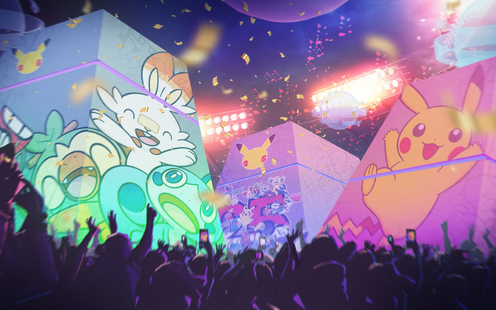 The Pokémon Company Reveal 25th Anniversary Plans And New Pokémon Snap Release Date