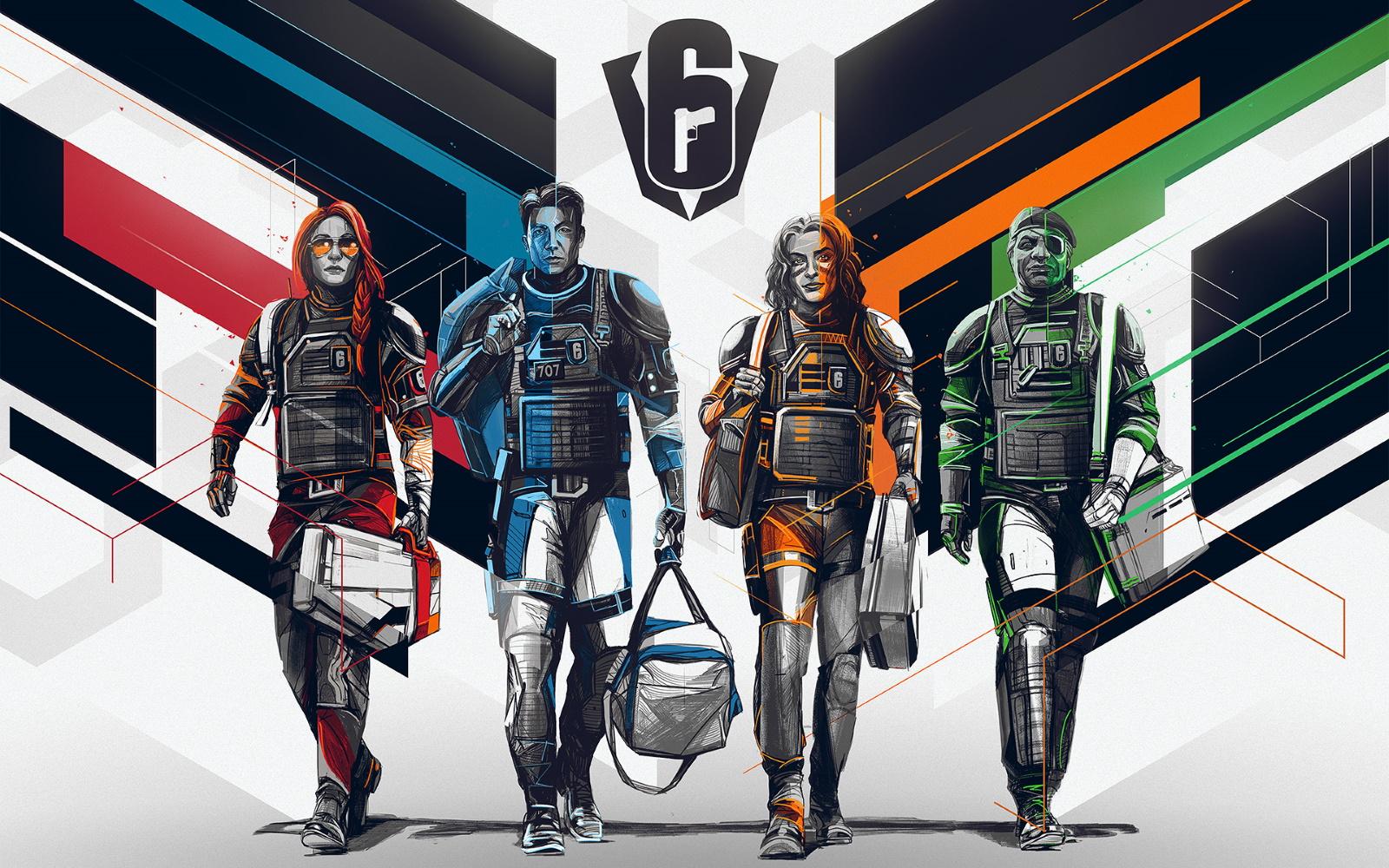 Ubisoft Announce Rainbow Six Siege eSports And Invitational Events