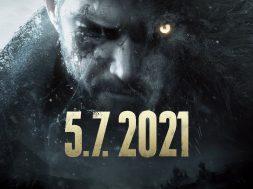 Resident Evil Village Date Header