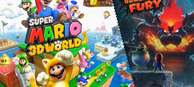 Super Mario 3D World – Bowser's Fury