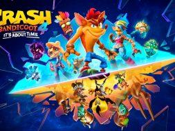 Crash Bandicoot 4 Update Header