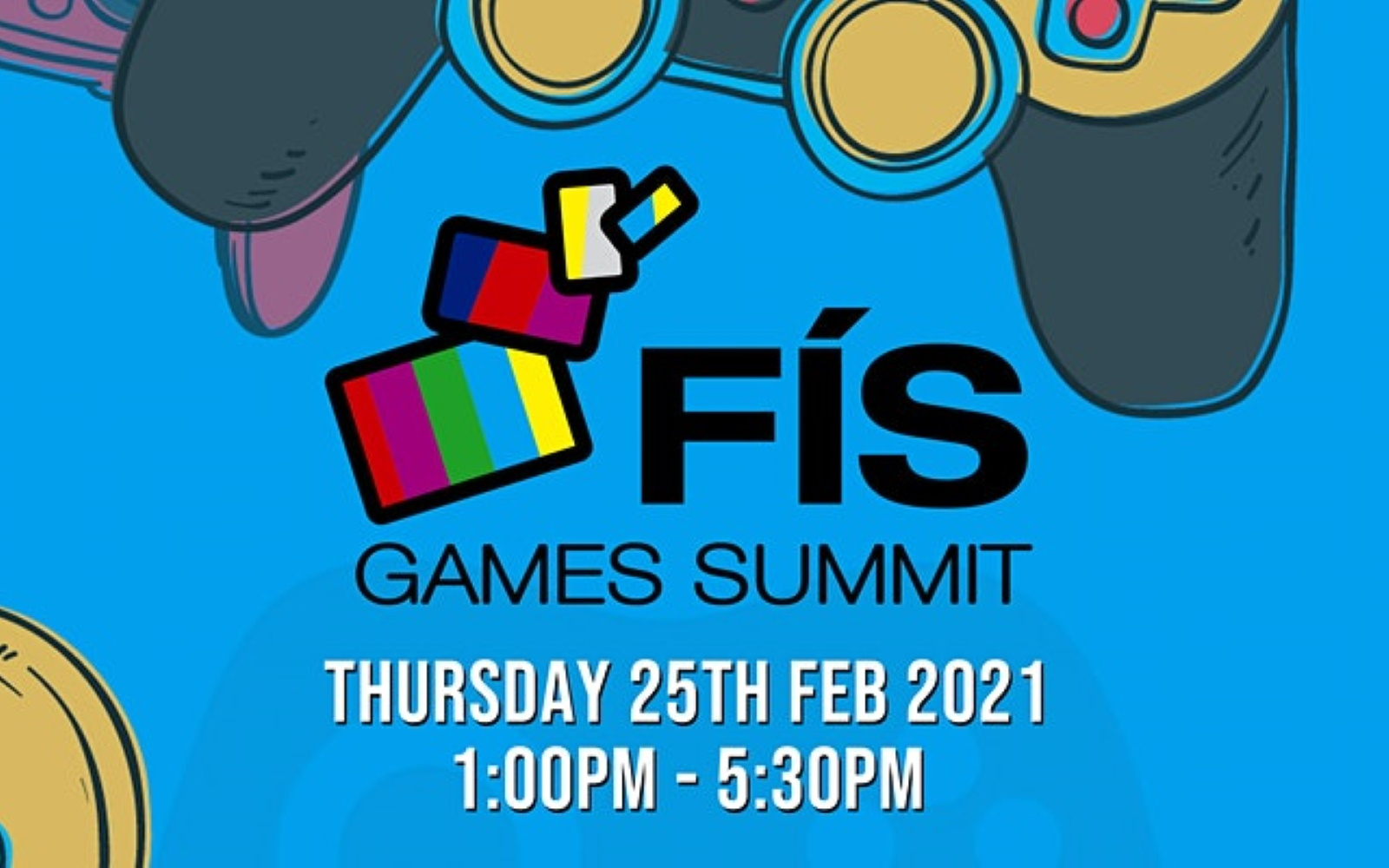 FÍS Games Summit Takes Place On Thursday 25th February