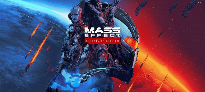 Mass Effect Legendary Edition Header