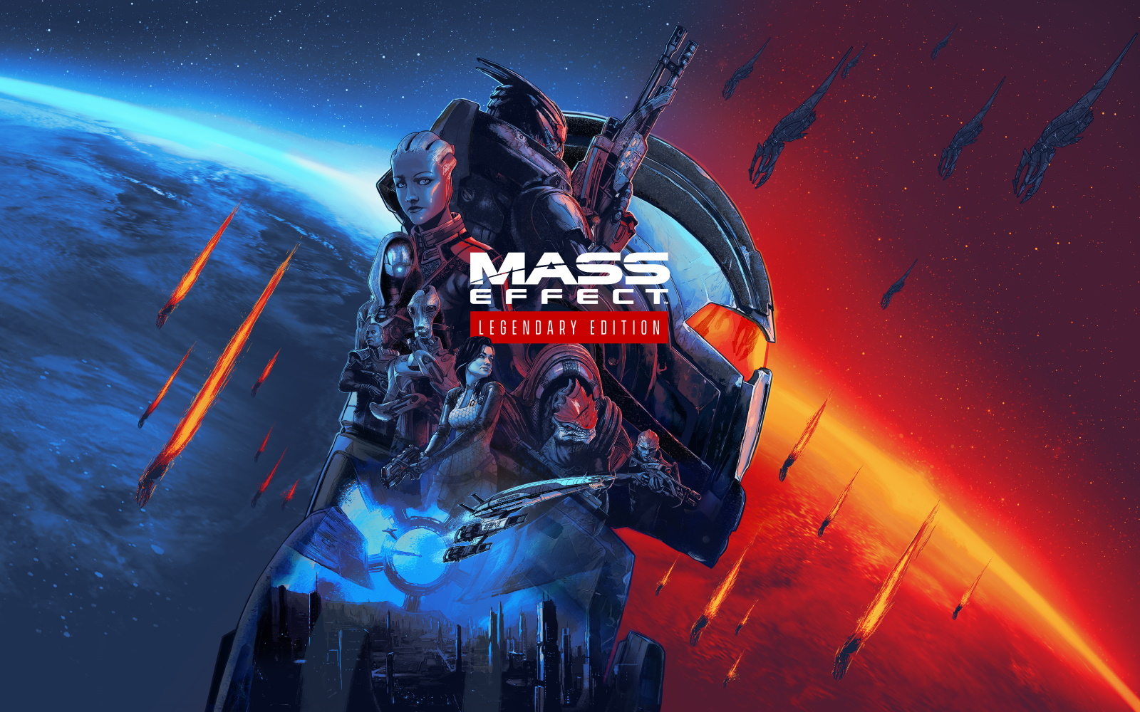 Explore Mass Effect: Legendary Edition Trilogy On May 14th