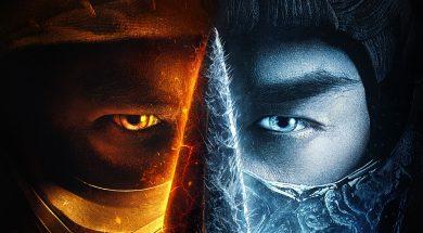 Mortal Kombat 2021 Header