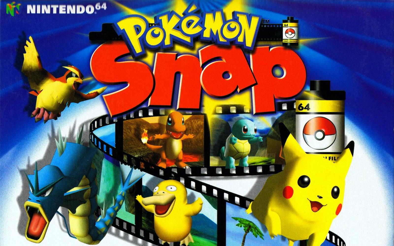 Retro Gamer Ireland Retrospective – A Look Back At Pokémon Snap