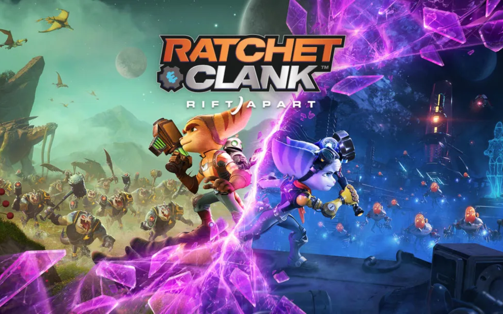 Ratchet And Clank Return June 11th
