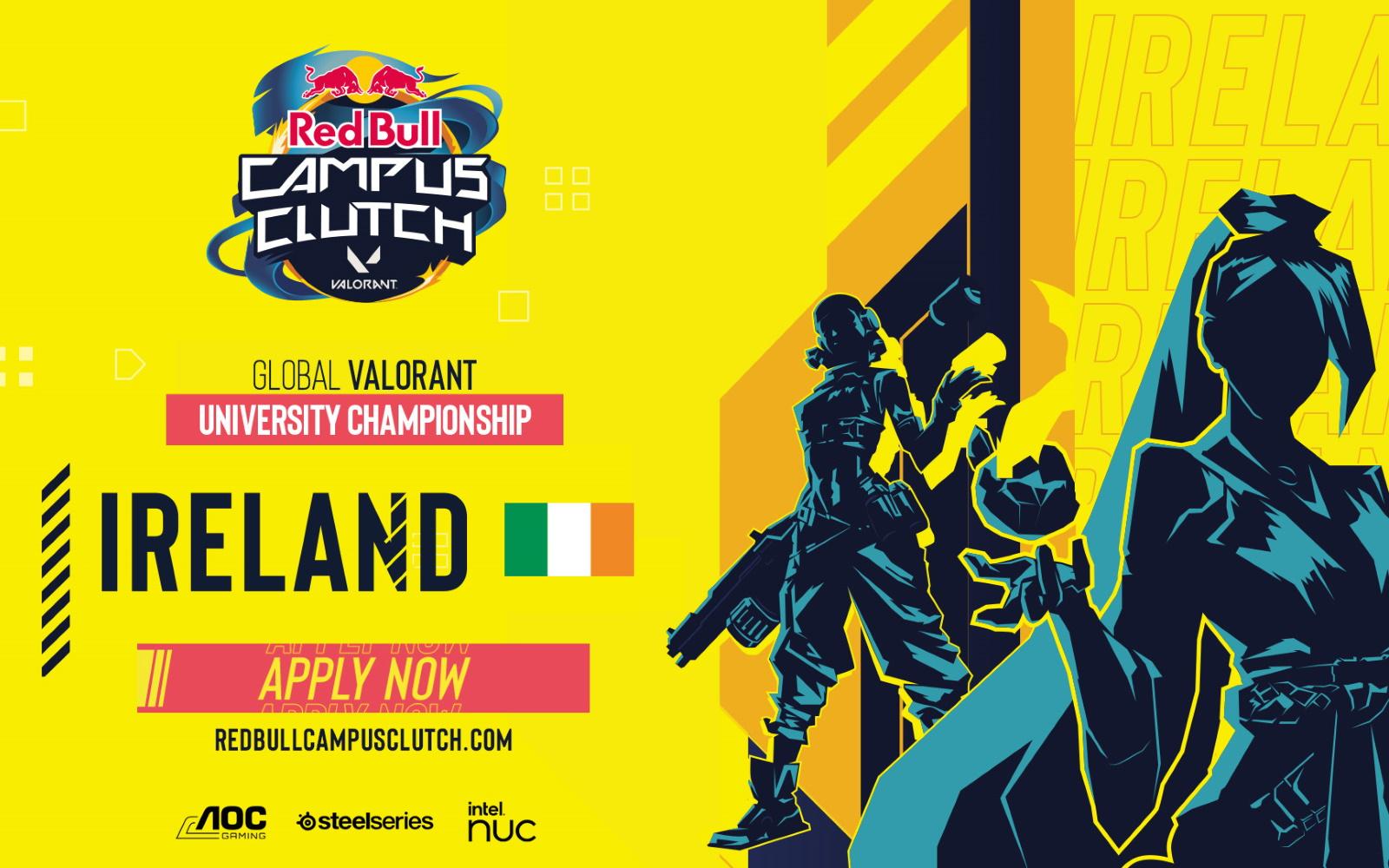Red Bull Campus Clutch Irish Qualifiers Begin In March