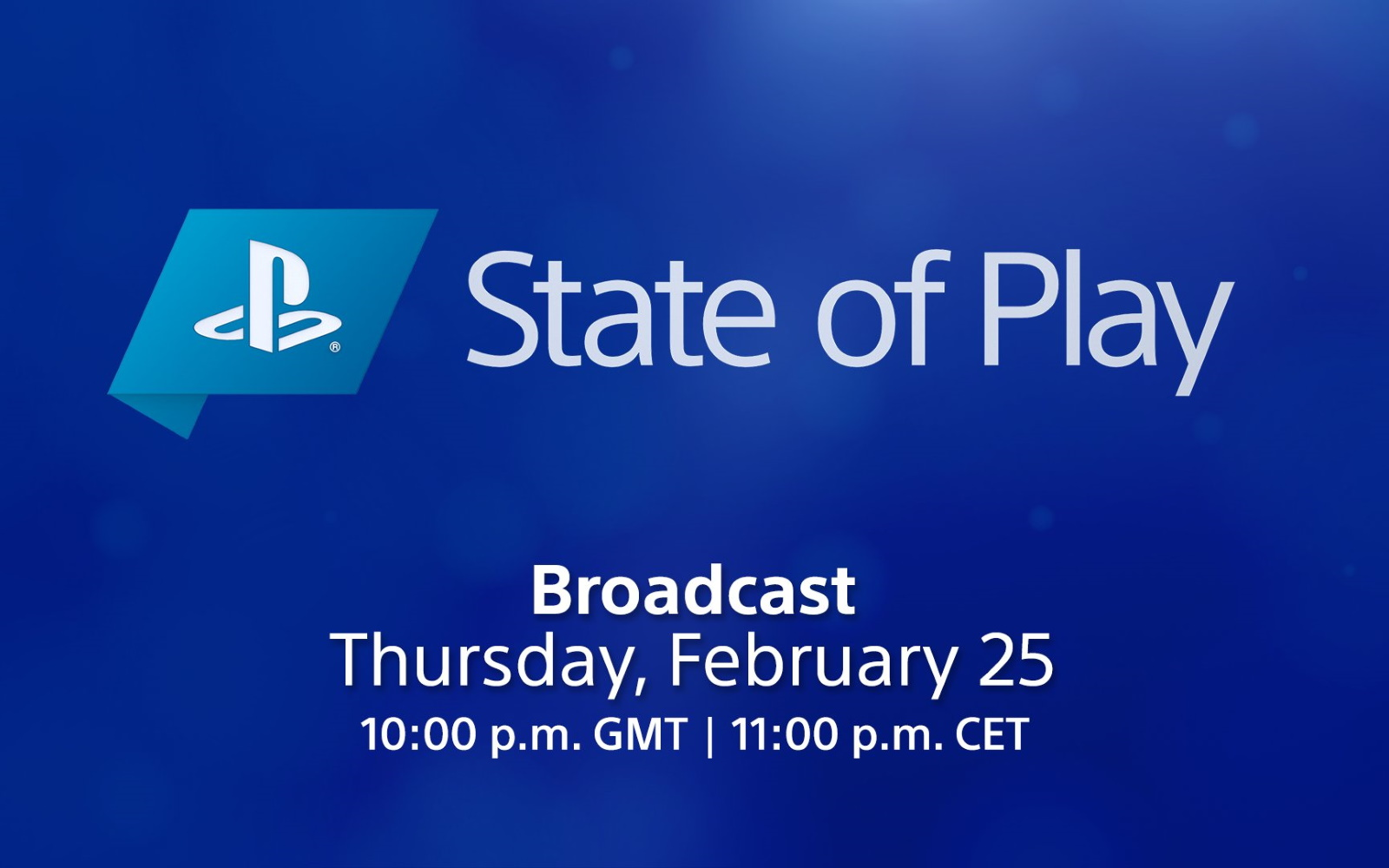 A New State Of Play Coming This Week